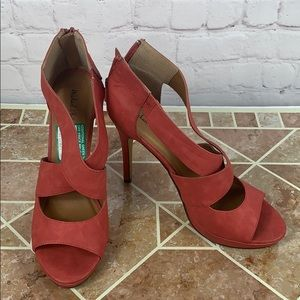 Michael Antonio  Strap High Heels